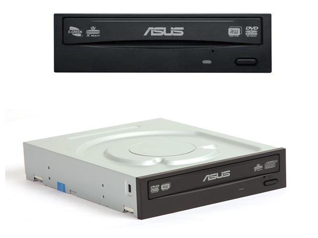 New : Asus 24x DVD-RW Serial-ATA Internal OEM Optical Drive,24X DVD Burner  - Bulk 24X DVD+R 8X DVD+RW 8X DVD+R DL 24X DVD-R 6X DVD-RW 16X DVD-ROM 48X