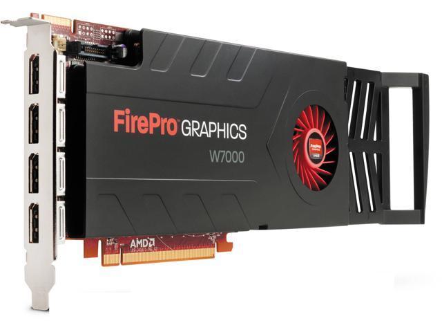 Dell AMD FirePro W7000 4GB GDDR5 Graphics Card - Newegg com