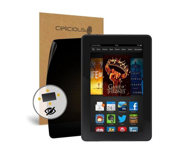 Celicious Privacy Plus 4-Way Anti-Spy Filter Screen Protector Film  Compatible with Amazon Kindle Fire (1st Gen) - Newegg com