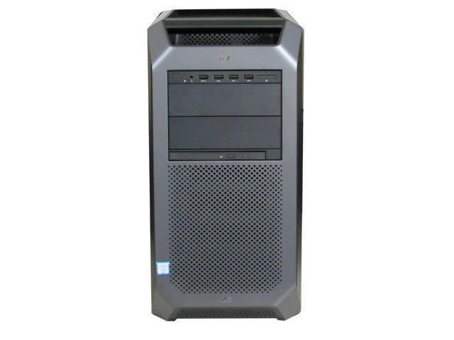 Refurbished: HP Z8 G4 Workstation - Platinum 8164 2 00 GHz 26 Core - 16GB  RAM - 1 x 256GB SSD - NVIDIA Quadro P4000 8GB GDDR5 Graphics Card - Win 10