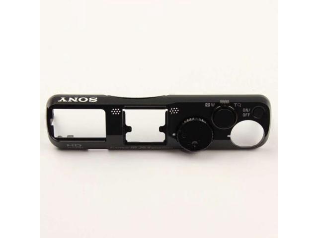 Sony Cyber-shot DSC-HX50V HX50 Top Cover Cabinet Replacement Repair Part  Black - Newegg com