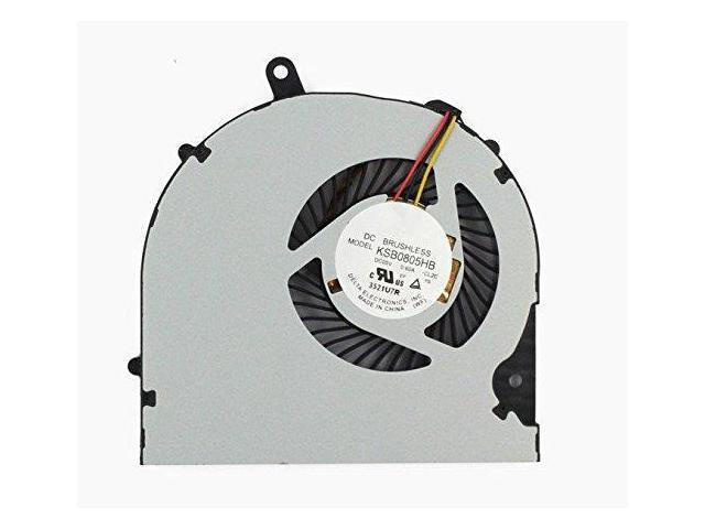 New Laptop Cpu Cooling Fan For Toshiba Satellite P50 B