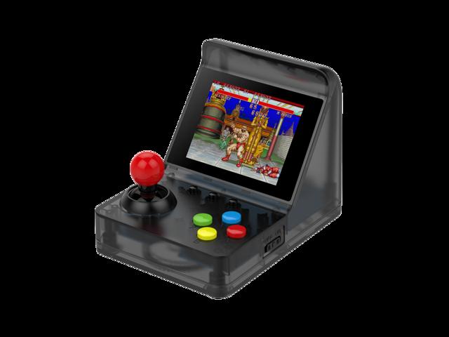 DroiX RetroGame RS-12 Mini Portable Arcade Retro Gaming Console Classic  Arcade Games Retro Emulator