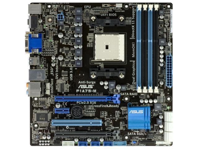 ASUS F1A75-M MOTHERBOARD DRIVER FOR MAC