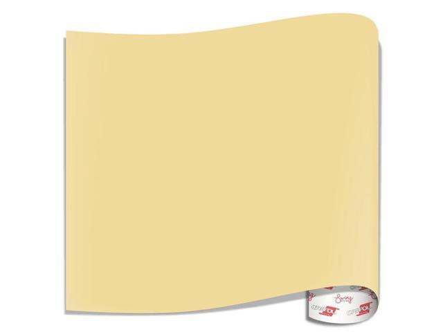 Oracal 751 Glossy Vinyl Sheets - Cream - Newegg com