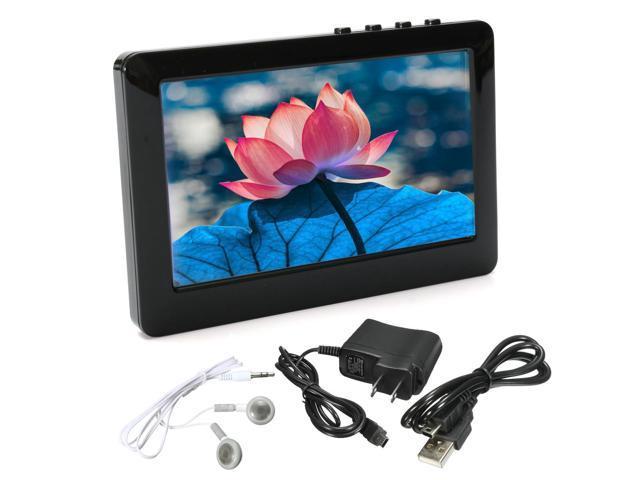 4 3 Touch Screen 8gb Mp3 Mp4 Mp5 Player Digital Video Fm