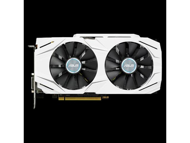 ASUS NVIDIA Dual-Fan GeForce GTX 1060 OC 3GB GDDR5 gaming graphics card