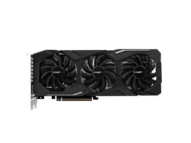 Gigabyte GeForce RTX 2070 8GB Windforce OC Triple Fan GDDR6 Video Card GPU