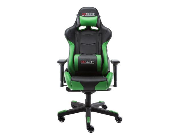Superbe OPSEAT Master Series 2018 PC Gaming Chair Racing Seat Computer Gaming Desk  Office Chair   Green