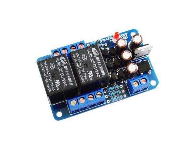 1Pcs New Audio Speaker Protection Board Components Kit DIY for Stereo  Amplifier - Newegg com