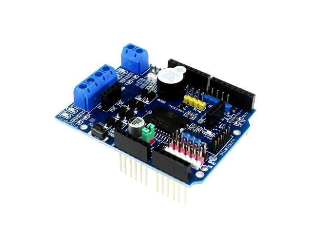 L298P Motor Shield motor drive for arduino - Newegg com