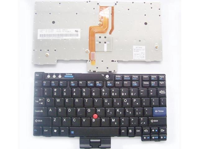 Laptop Keyboard for LENOVO Thinkpad X60 X60s X61 X61s US Keyboard -  Newegg com