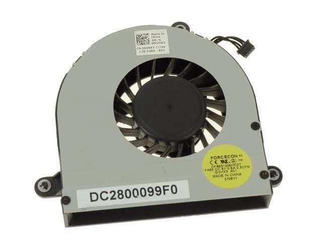 New Laptop CPU Cooling Fan for Dell Alienware M17x R3 R4 P/N:DFS531205HC0T  FA50 0GVHX3 DC2800099F0 - Newegg com