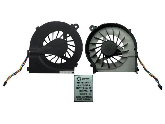New For HP 2000-2a01xx 2000-2a09ca 2000-2a20nr 2000-2a22nr CPU Fan