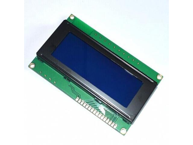 LCD 2004 20x4 Character LCD Display Module HD44780 Controller blue screen  backlight for Arduino - Newegg com