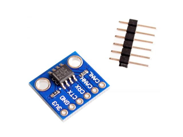 SN65HVD230 CAN bus transceiver communication module for arduino - Newegg com
