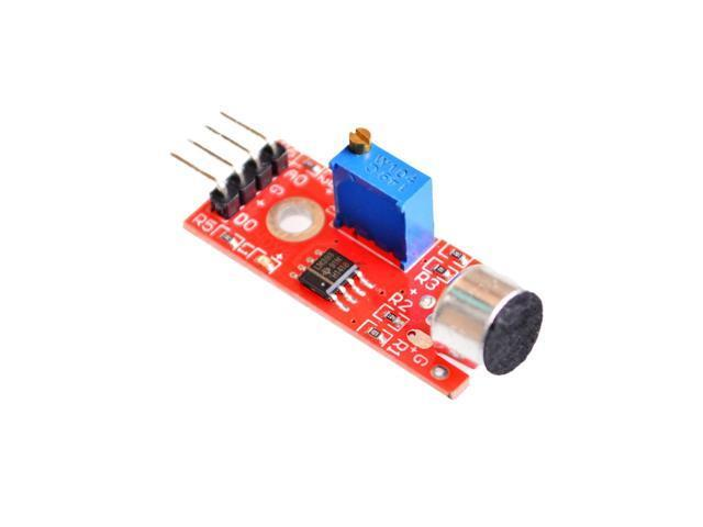 High Sensitivity Sound Microphone Sensor Detection Module for Arduino AVR  PIC - Newegg com