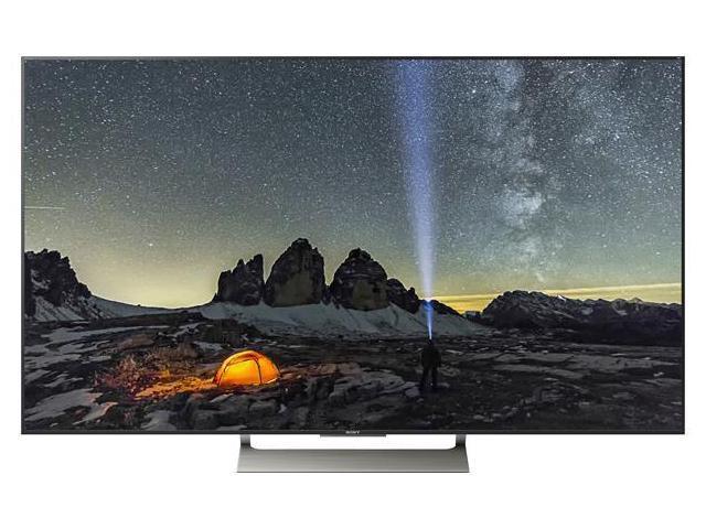 "Sony XBR-65X900E 65"" 4K Ultra HD LED Smart TV with Wi-Fi and Bluetooth (Black)"