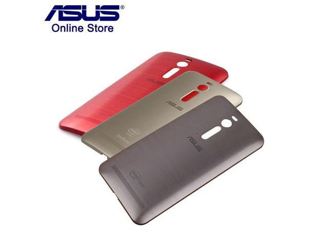 newest 1b4a4 576ac Original ASUS Phone Case Zenfone 2 ZE551ML Back Cover Case Rear Battery  Cover Replacement with Power Button Z00AD NFC In Stock - Newegg.com