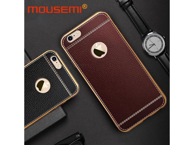 refurbished apple leather coque iphone 6