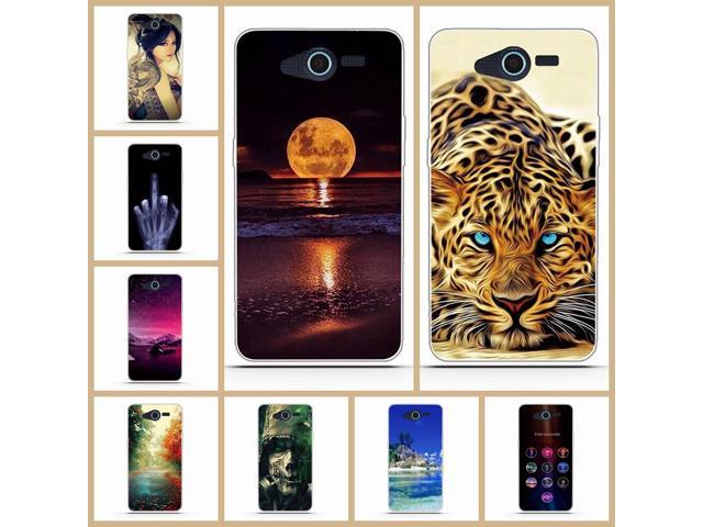 free shipping 55111 b1ff4 Phone Cases For ZTE Blade L3 Case Soft TPU Coque Silicon Cell Phone Back  Cover Cases For Funda ZTE Blade L3 Case Capa 3D Cartoon - Newegg.com