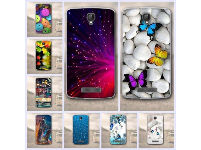 Tpu Soft Silicon For Zte Blade L5 Plus Phone Case Back Cover 3d