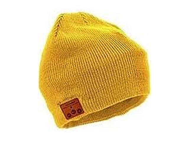 Tenergy Wireless Bluetooth Beanie Hat with Detachable Stereo Speakers and  Microphone 1c04c86af3b0