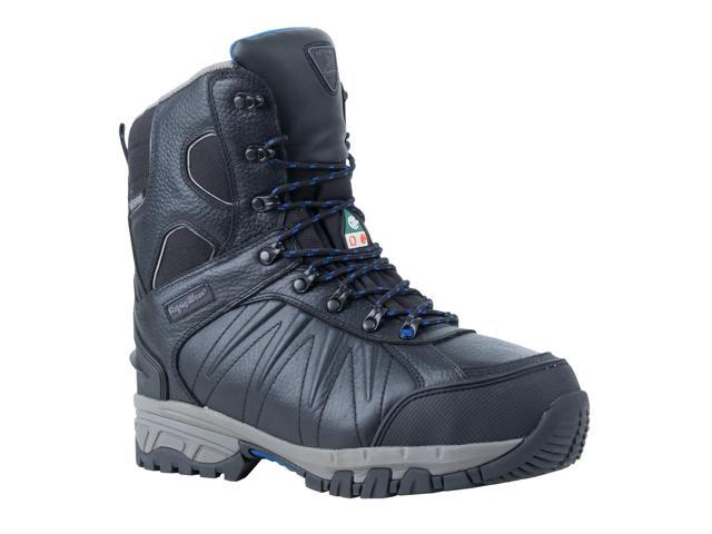 bd106f81beb RefrigiWear Men's Extreme Insulated Waterproof 8-Inch Leather Freezer Work  Boots (Black, Size 11 US) - Newegg.com