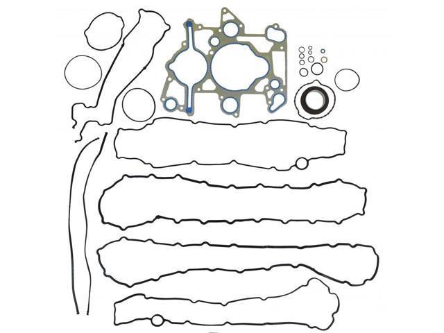 Half Lower Set Kits Fits Ford E 350 Excursion 6 0 L Ohv Dfs6114 2