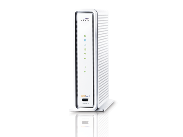 Refurbished: Arris SBG6900-AC SBG6900 Docsis 3 Wireless  Modem**(Comcast/Xfinity, Time Warner Cable, Cox, CableONE, Cablevision,  Charter, Suddenlink,
