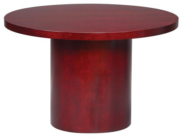 GOF Office Round Conference Table Inch Mahogany Office - 48 inch round conference table