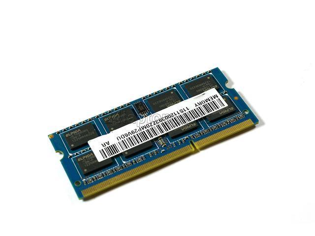 Ramaxel 4 GB PC3-12800 DDR3-1600 Laptop Memory RAM RMT3160ED58E9W-1600