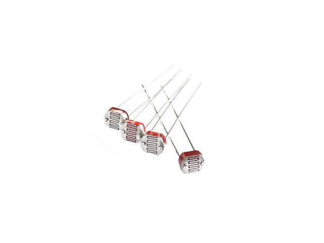 20 x 5528 Light Dependent Resistor LDR 5MM Photoresistor and ...