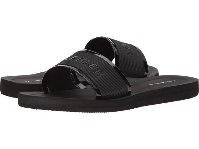 5e4c83a3d Tommy Hilfiger Womens Mery-X Open Toe Beach Slide Sandals ...