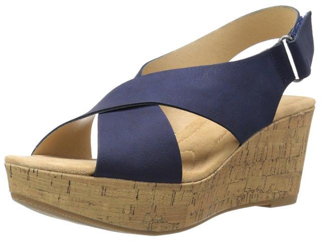 757c9350d CL by Chinese Laundry Women s Dream Girl Wedge Sandal