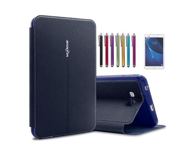 low priced 86234 64900 Mignova Galaxy Tab E Lite 7.0 & Tab 3 Lite Case - Ultra Slim Lightweight  Stand Cover Case For Samsung Galaxy Tab E Lite 7.0 & Tab 3 Lite 7.0 Tablet  + ...