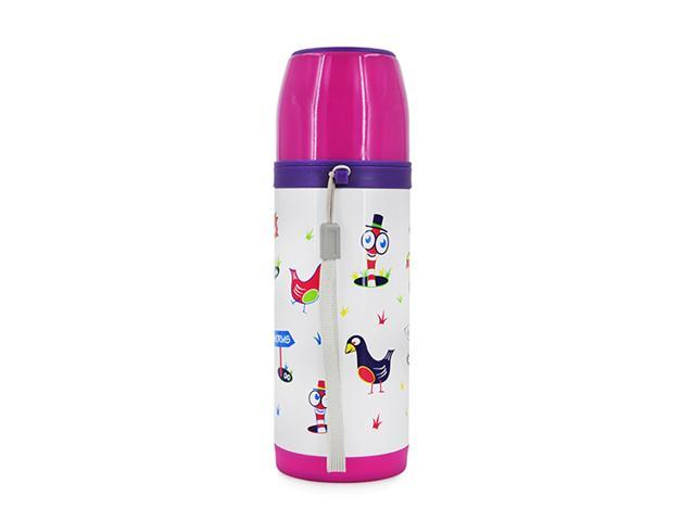 5aee71a8b4 HUGGER Hi-Tea thermos Vacuum Insulated Stainless Steel Travel Mug Flask  Water Bottle