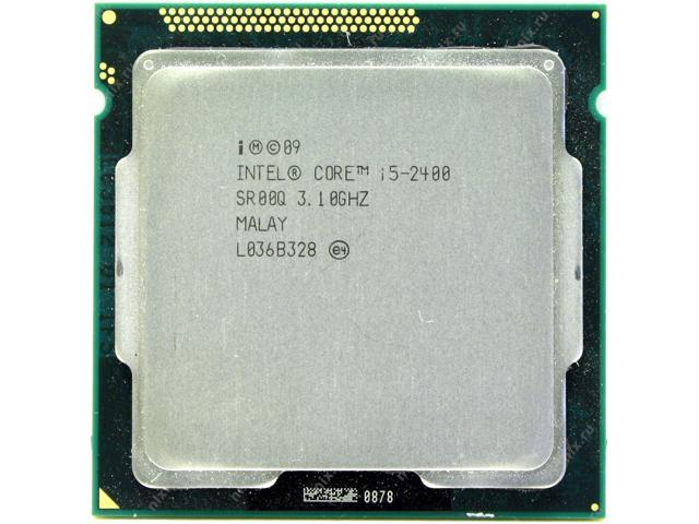 intel core i5 2400 processor 3.1 ghz цена