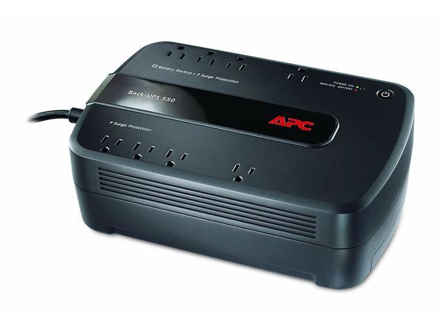 Refurbished: APC Back-UPS 550 (BE550G) - 2 Year Warranty Included - Sale: $49.99 USD (9% off)
