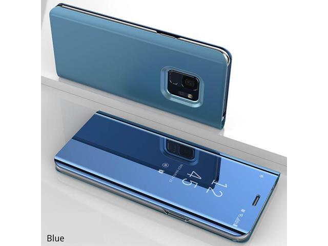 new styles f0e90 0703a New Arrival for Samsung S9 Case Original Flip Window Shockproof Case Cover  for Samsung Galaxy S9 Plus - Newegg.com