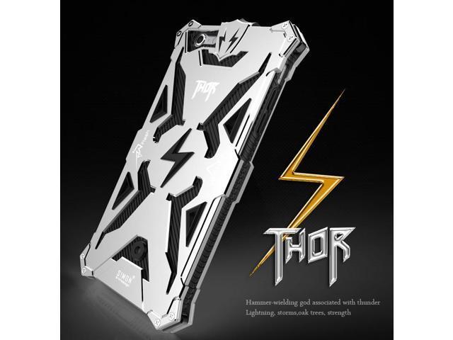 timeless design 4483b 5e402 Original Simon Waterproof Shockproof Screw Metal case for iPhone 6 6s  Ironman Aluminum Phone Cases For iPhone 6s plus - Newegg.com