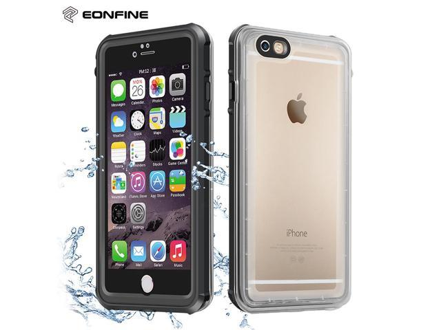 brand new 6a23f b2702 Case For iPhone 6 6s Waterproof Shockproof Case Transparent Slim Hard Cover  360 Full Protection Water Proof Phone Housing - Newegg.com