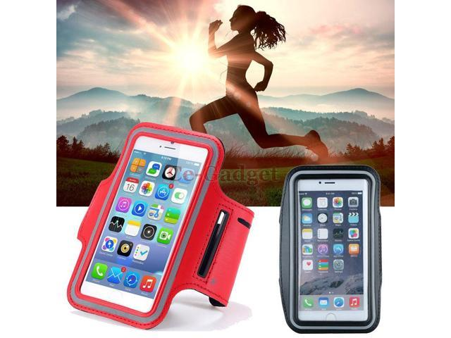 best service 2e04d 544cf Sport Arm Band Case For Samsung Galaxy S5 mini G800/K zoom S5 Zoom Gym  Waterproof Exercise Cover PU Leather Phone Cover+Key Slot - Newegg.com