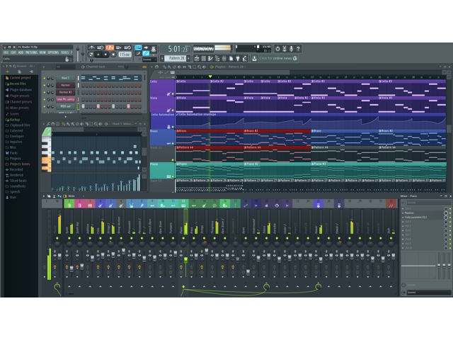 fl studio portable zip download