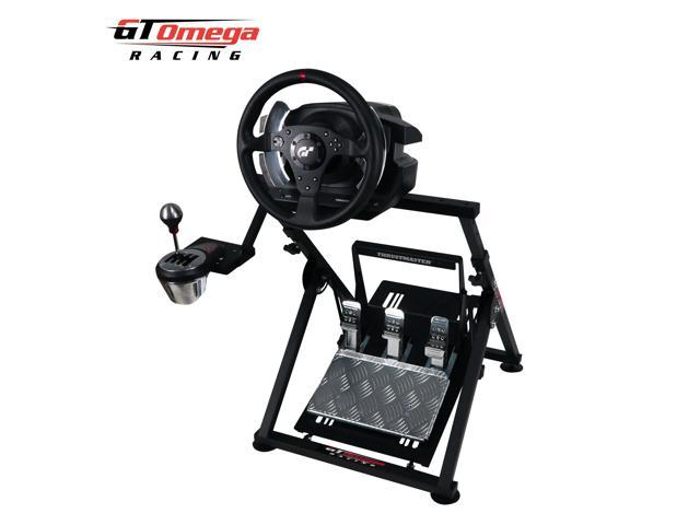 GT Omega Apex Steering Wheel Stand Suitable For Thrustmaster T300 and T500  Gaming Racing Set - Newegg ca