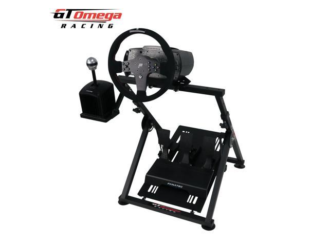 GT Omega Apex Steering Wheel Stand Suitable For Fanatec CSL Elite Gaming  Racing Set - Newegg com