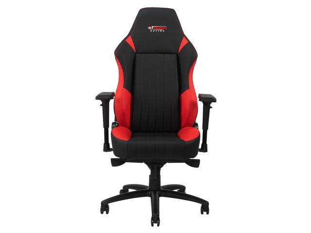 Gt Omega Evo Xl Racing Office Gaming Chair Black And Red