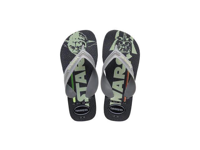 a2d93c7e37ec8 Havaianas Kids Max Star Wars Black Flip Flop - Newegg.com