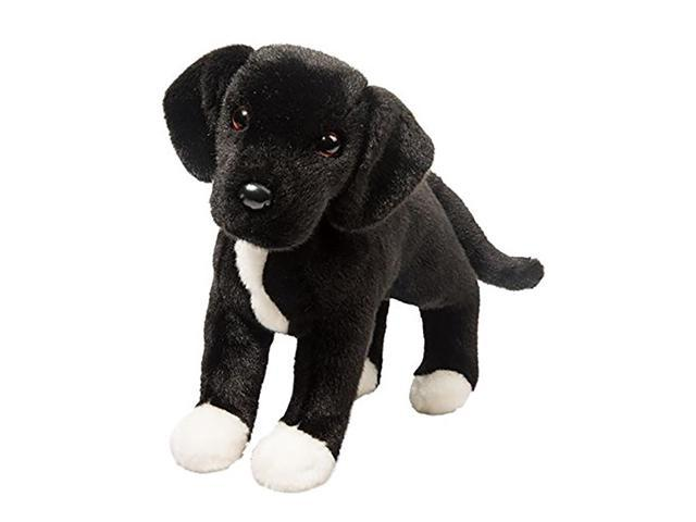 Twister Black Lab Pitbull Mix 17 Rescue Pups Stuffed Animal