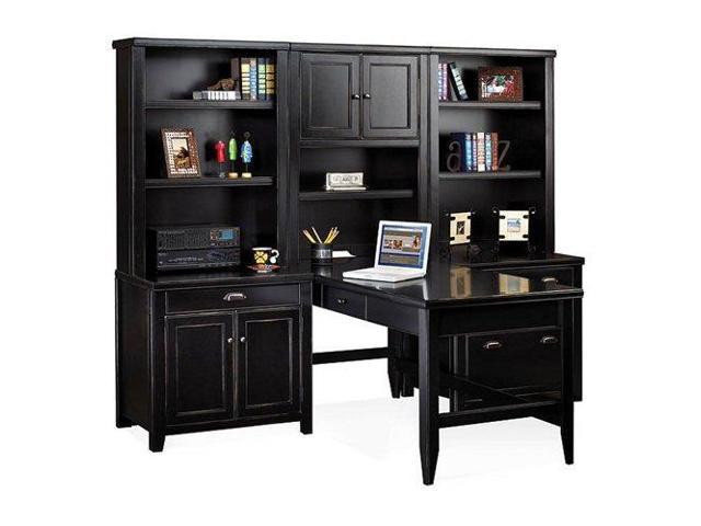 Tribeca Loft Black Home Office Furniture